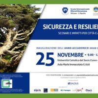 Sicurezza E Resilienza 2016