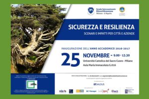 Sicurezza E Resilienza A Milano